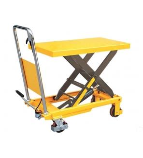 Стол подъёмный передвижной гидравлический