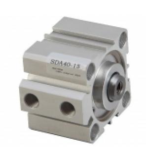 Цилиндр компактный серии SDA