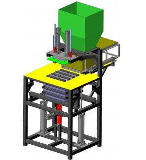 Оборудование для вибропрессования ВП-1М