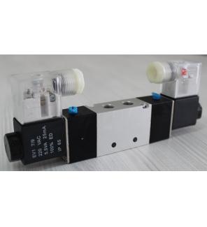 Пневмораспределитель с электроуправлением 5/2 4V220-06